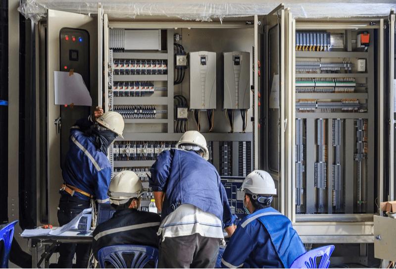 Integración de Tableros eléctricos - Sudamerican